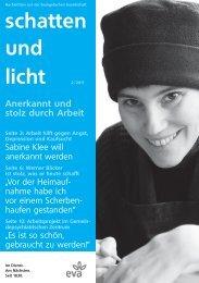 schatten und licht 2/2011 - eva