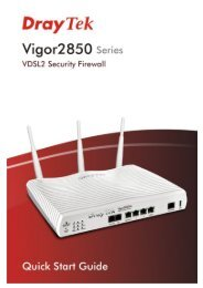 DRAYTEK VIGOR2830VN PLUS (ANNEX A 211011) ROUTER DRIVER FOR WINDOWS DOWNLOAD