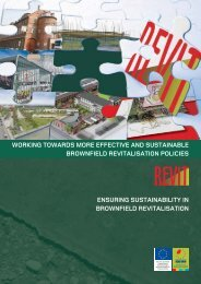 Ensuring Sustainability in Brownfield Revitalisation as PDF