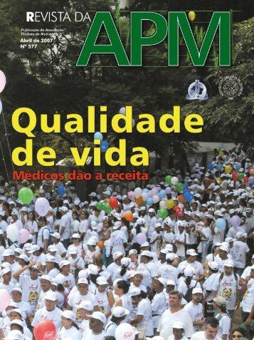 R evista da APM Abril de 2007 - Associação Paulista de Medicina
