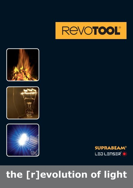 the [r]evolution of light - Revotool