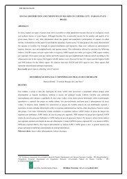 PARANÁ STATE - Revista da Sociedade Brasileira de Arborização ...