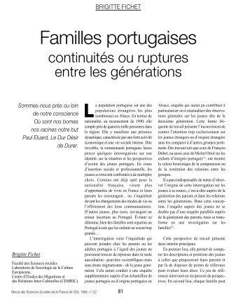SCRE95 F1 M1 - Revue des sciences sociales