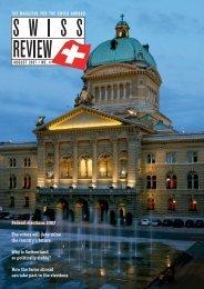 Download PDF Swiss Review 4/2007