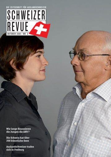 Download PDF Schweizer Revue 5/2008