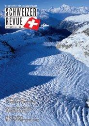 Schweizer Revue 6/12 High Resolution