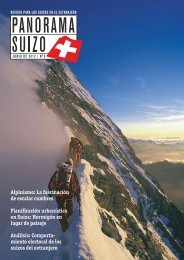 Download PDF Panorama Suizo 3/2012 Low ... - Schweizer Revue