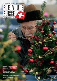 Toujours plus de pauvres dans une Suisse riche ... - Schweizer Revue