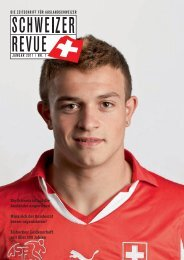 Download PDF Schweizer Revue 1/2011
