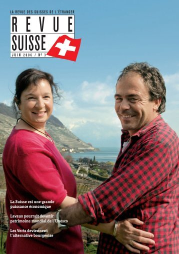 Download PDF Revue Suisse 3/2006