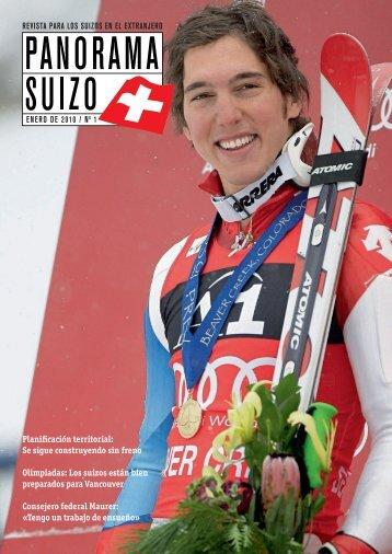 Download PDF Panorama Suizo 1/2010 - Schweizer Revue