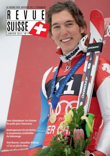 Download PDF Revue Suisse 1/2010