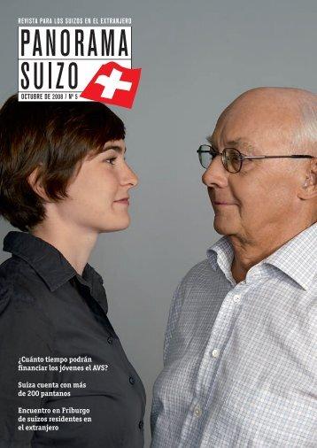Download PDF Panorama Suizo 5/2008 - Schweizer Revue