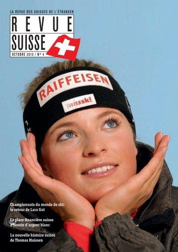 Download PDF 4/10 - Schweizer Revue