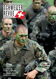 Download PDF Schweizer Revue 1/2009
