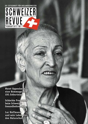 Download PDF Schweizer Revue 1/2013 Low Resolution
