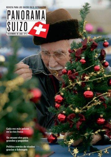 Download PDF Panorama Suizo 6/2008 - Schweizer Revue