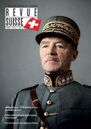 Général Guisan: a-t-il sauvé la Suisse pendant ... - Schweizer Revue