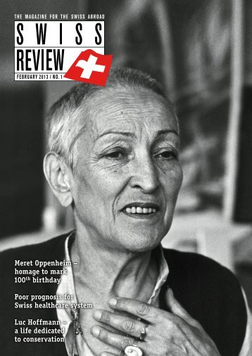 Download PDF Swiss Review 1/2013 High Resolution