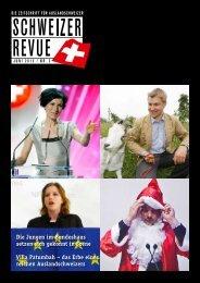 Schweizer Revue 3/13 Low Resolution
