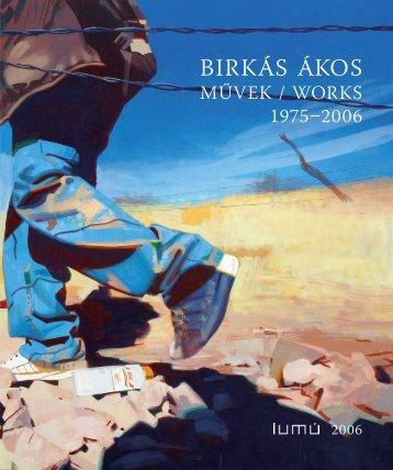 Birkás ákos - Eigen + Art