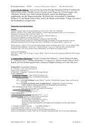 Lösung der Fälle ErbR 1-10a