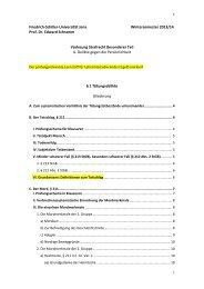 A.1. Tötungsdelikte - Friedrich-Schiller-Universität Jena