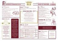SURLe Grill LAPremiere COCKTAILClassique ... - Rex Bar & Grill