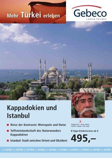 Mehr Türkei erleben