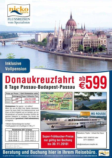 €599 - Reisebüro Töpfer