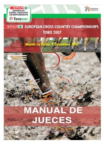 Descargar Manual de Jueces - Rfea