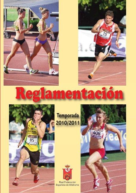 Descarga el Reglamento 2010/2011 - RFEA