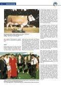 Auf dem Meisterhof wird dreimal gemolken - Bavarian Fleckvieh ... - Seite 3