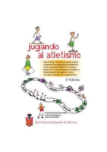 Jugando al atletismo (PDF) - RFEA.es