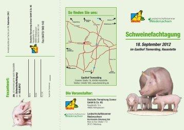 18. September 2012 im Gasthof Tiemerding, Hausstette