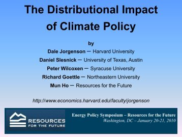 Climate Change Policy and the Distributional Outcomes for Full Wealth