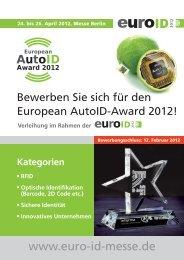 Broschüre Award 2012 deutsch - bei RFID im Blick