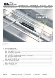 PRODUCT DATASHEET - RFID Webshop