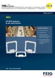NEU - RFID Webshop