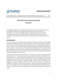 APPLICATION NOTE - RFID 24-7