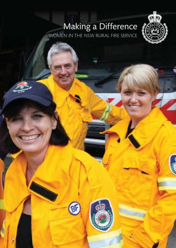 Making a Difference - NSW Rural Fire Service