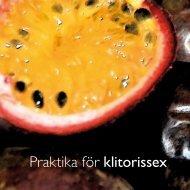 Praktika för klitorissex (pdf) - RFSU