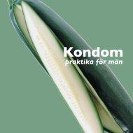 Kondom praktika för män - RFSU