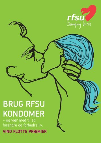 BRUG RFSU KONDOMER