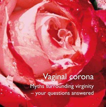 Vaginal corona - RFSU