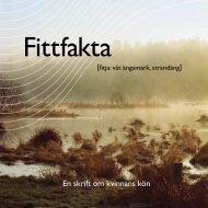 Fittfakta - RFSU