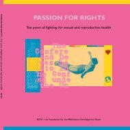 PASSION FOR RIGHTS - RFSU