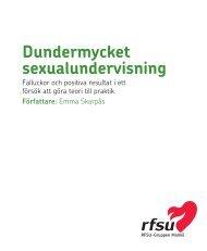 DUnDERmycKEt SExUalUnDERvISnIng - RFSU