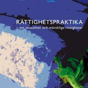 RÄTTIGHETSPRAKTIKA - RFSU
