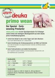primo wean